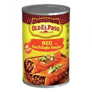 Old El Paso Medium Enchilada Sauce