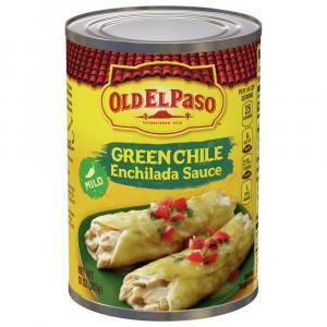 Old El Paso Green Chile Enchilada Sauce