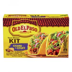 Old El Paso Stand & Stuff Taco Dinner Kit