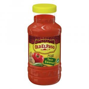 Old El Paso Mild Taco Sauce