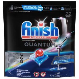 Finish Powerball Quantum Tabs