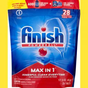 Finish Powerball Max In 1 Tablets