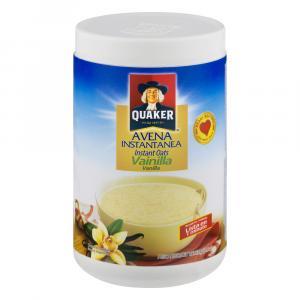 Quaker Avena Vanilla Flavored Instant Oats