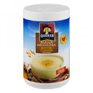 Quaker Avena Cinnamon Instant Oats