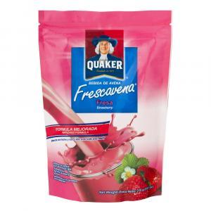 Quaker Frescavena Strawberry Oat Beverage Mix