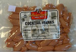 Helmbold's Cocktail Franks