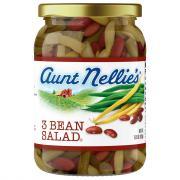Aunt Nellie's 3 Bean Salad