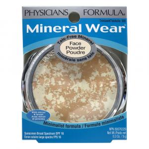 Physicians Formula Mineral Wr Translcent