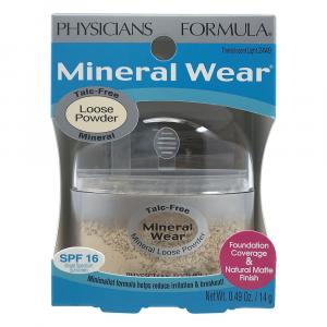 Physicians Formula Mineral Wear Powder Translucent Light