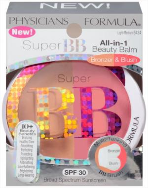 Physicians Formula Super BB Bronzer & Blush Light/Medium