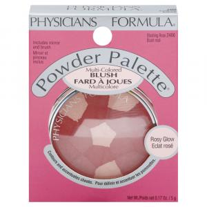 Physicians Formula Powder Pallet Blush Rose