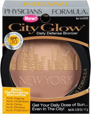 Physicians Formula City Glow Bronzer SPF30 New York