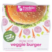 Franklin Original Veggie Burgers