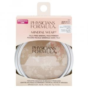 Physicians Formula Min Wr Powder Crmy Ntrl