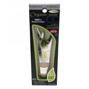 Physicians Formula Organic Wear Compact Cream Light