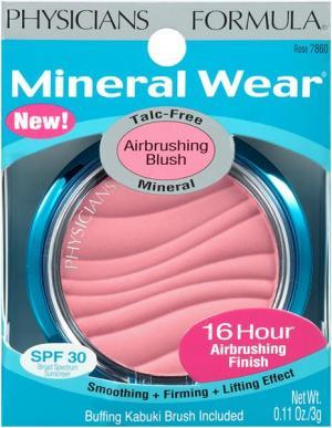 Physicians Formula Min Airbrush Blush Rose
