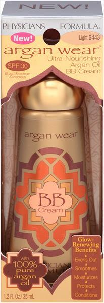 Physicians Formula Argan Wear Renew BB Cream Light