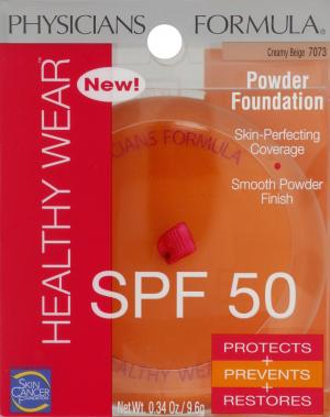 Physicians Formula H/w Fnd Pwdr Spf50