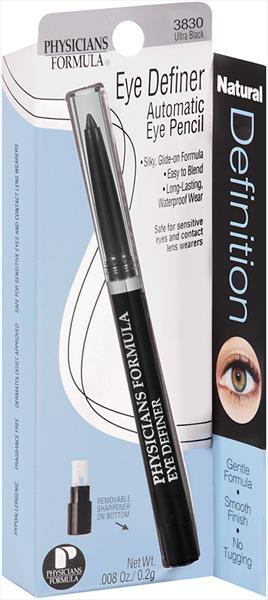 Physicians Formula Eye Define Eye Pencil Ultra Black