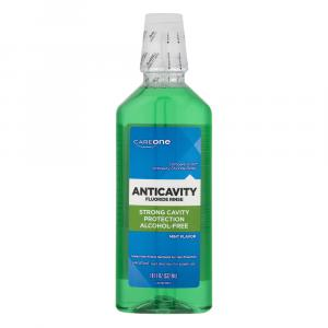 CareOne Mint Anticavity Fluoride Mouth Rinse