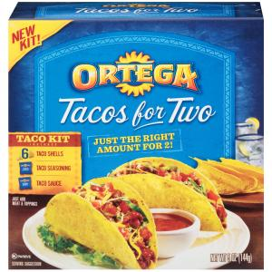 Ortega Tacos For Two
