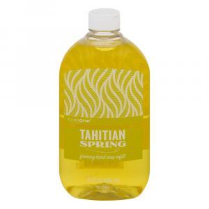 Careone Tahitian Spring Foaming Hand Soap Refill