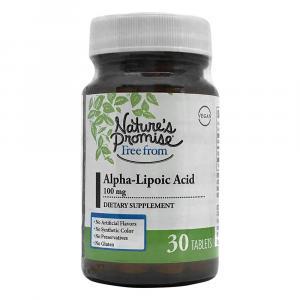 Nature's Promise Alpha-Lipoic Acid 100 Mg