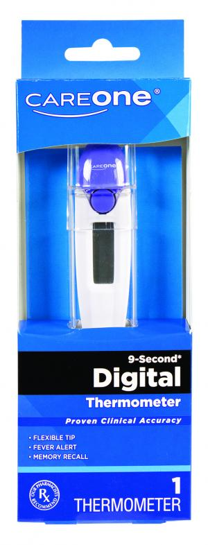 CareOne 9 Second Digital Thermometer