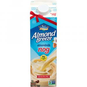 Blue Diamond Almond Breeze Almond Milk Nog