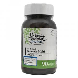 Nature's Promise Whole Food Women's Multi Dietary Supplement