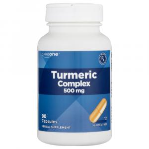 CareOne Turmeric Complex 500mg Tablets