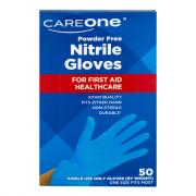 CareOne Nitrile Gloves