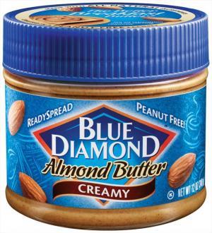 Blue Diamond Creamy Almond Butter