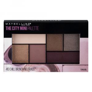 Maybelline City Mini Palette Chill Brunch Neutrals