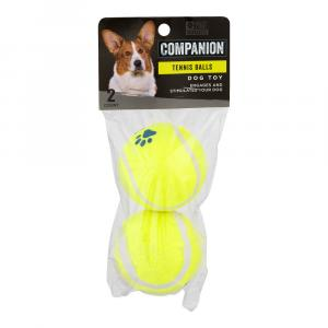 Companion Tennis Ball Dog Toy