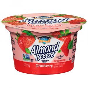 Almond Breeze Strawberry Dairy-Free Almondmilk Yogurt
