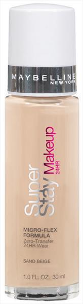 Maybelline Ss Foundation Sand Bg