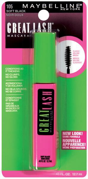 Maybelline Mascara Great Lash 175M05Sf B