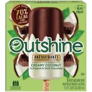Outshine Half Dipped in Dark Chocolate Coconut