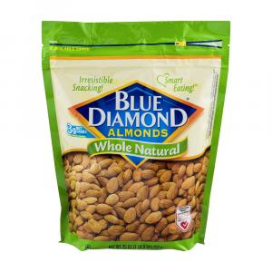 Blue Diamond Whole Natural Almonds