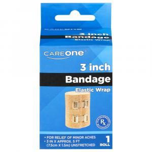 """CareOne 3"""" Elastic Bandage"""