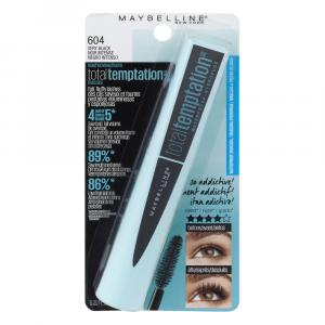 Maybelline Total Temptations Water Proof Very Black Mascara
