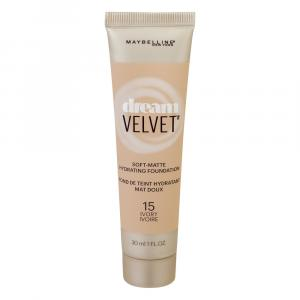 Maybelline Dream Velvet Ivory Soft-Matte Foundation