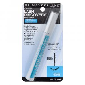 Maybelline Mascara Discover Wp 680Ldw-
