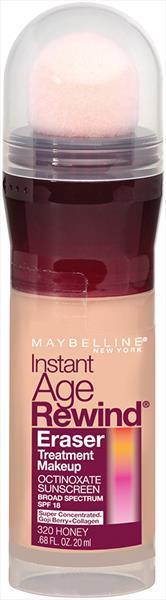 Maybelline IAR Eraser Foundation - Honey Beige