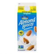 Blue Diamond Almond Breeze Reduced Sugar Orig. Almond Milk