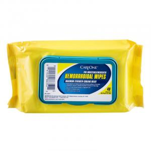 CareOne Pre-Moistened Medicated Wipes