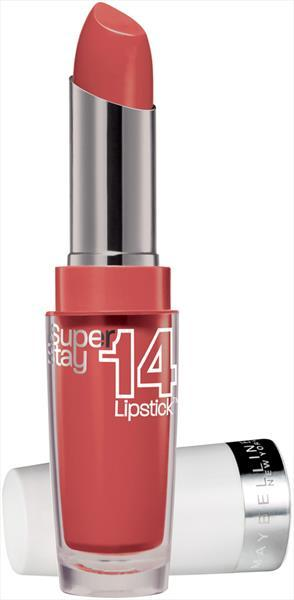 Maybelline Superstay 14Hr Lip Pout on Pink