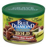 Blue Diamond Bold Spicy Dill Pickle Almonds