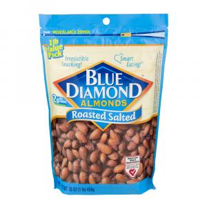 Blue Diamond Growers Roasted & Salted Almonds